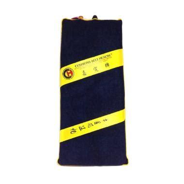 Bantal Terapi Listrik jual hbs cushion belt health bantal terapi panas listrik biru harga kualitas