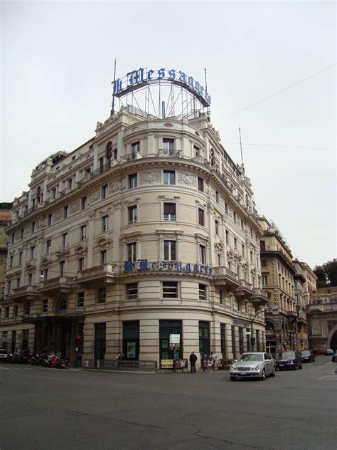 sede messaggero roma file il messaggero rome jpg wikimedia commons
