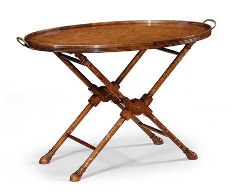 tray tables walnut tray table butler tray swanky interiors