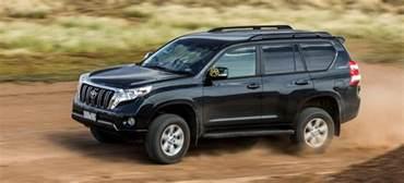 Toyota Prado 2017 Toyota Landcruiser Prado Review