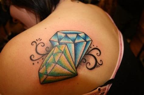 3d diamond tattoo designs 40 amazing 3d designs of 2013 in vogue
