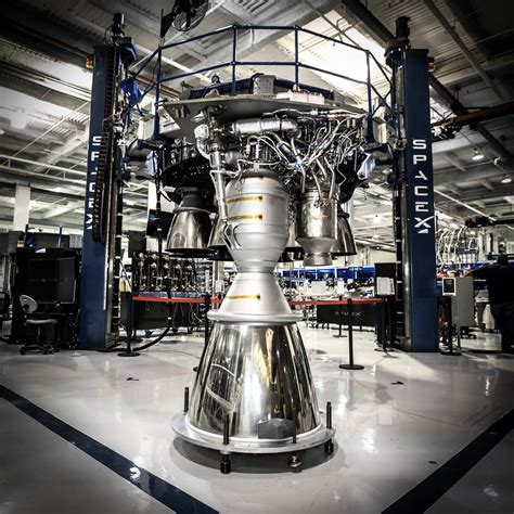 Raket Rs System 100 100th merlin 1d engine flies on falcon 9 rocket