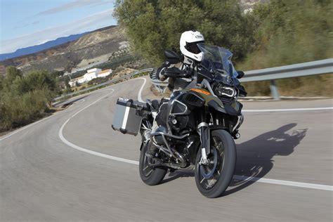 Adventure Black Moving Blue ride bmw r1200gs adventure review visordown