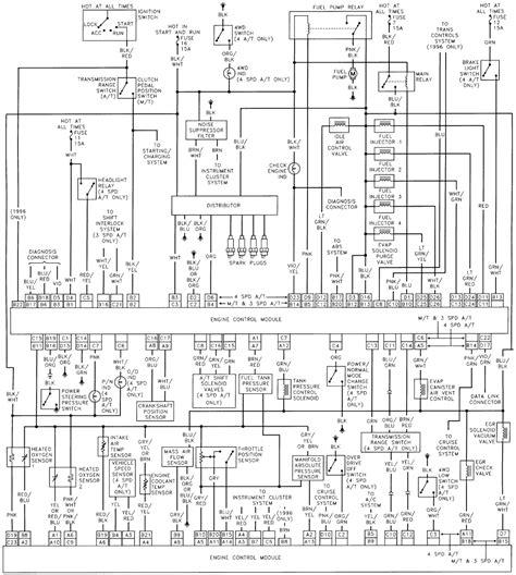 1986 suzuki engine wiring 1986 get free image about