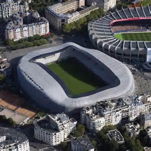 Architectual Plans stade jean bouin paris2024