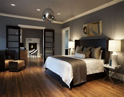Gray And Brown Bedroom » Home Design 2017