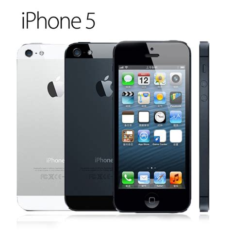 Iphone 5 32 Gb Lte Sold factory unlocked apple iphone 5 a1429 16gb 4g lte ios mobile smartphone touch id ebay