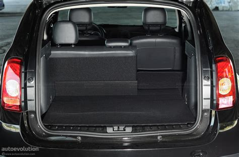 renault logan trunk dacia duster review safety