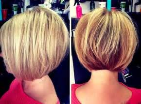 stacked haircuts for thick hair images