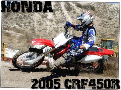 honda 450 crf 2005 2005 honda crf450r motorcycle usa