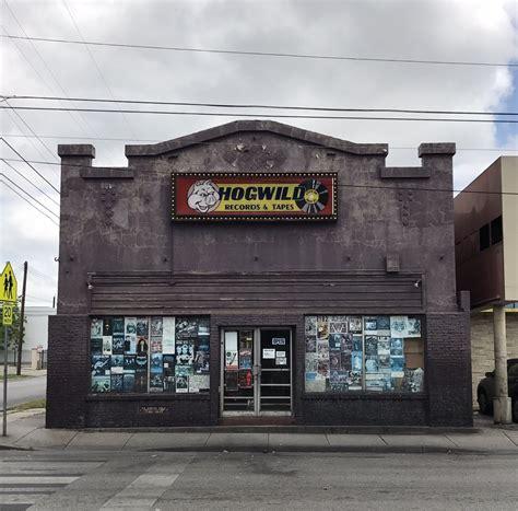 Records San Antonio Tx Hog Records In San Antonio Hog Records 1824 N