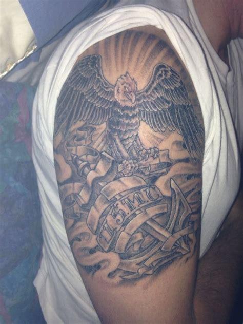 tribal marine corps tattoos 198 best usmc tatoos images on marine corps