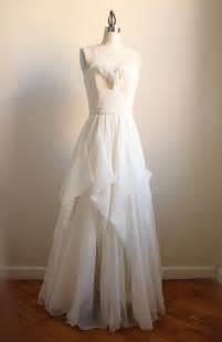 Handmade Wedding Gown - handmade wedding dresses etsy bridal gown julietta