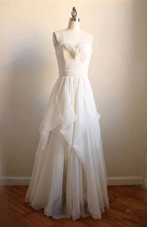 Wedding Dress Handmade - handmade wedding dresses etsy bridal gown julietta