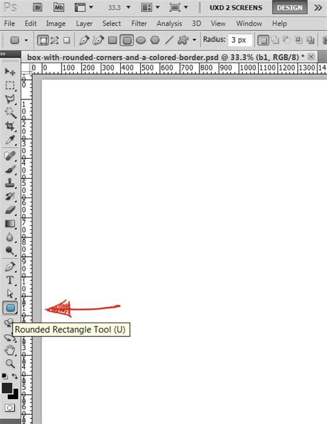 adobe illustrator cs6 rounded corners cs6 box with rounded corners and a colored border