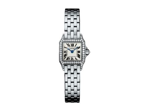 Cartier Cyntia 9005 Set cartier santos silver 18k white gold and diamonds 24mm wf9005y8