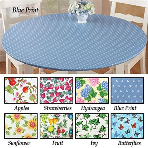 fitted table covers elastic fitted elastic table cover sunflower ebay