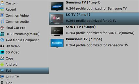format video lg tv usb how to play mp4 video files in lg tv through usb smart
