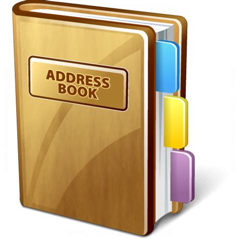 Address Book Iconexperience 187 V Collection 187 Address Book 2 Icon