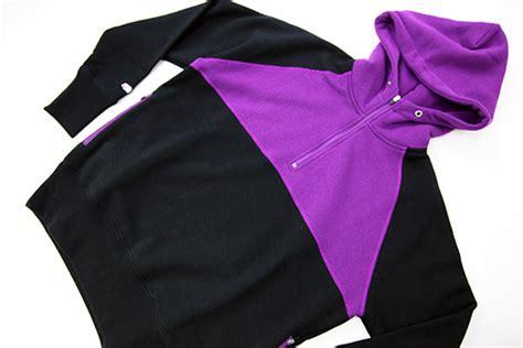 Jaket Hoodie Hype Bape Embroidery Front Shark Zipper Black loopwheeler half zip hoodie hypebeast