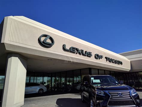 Lexus Auto Mall by Meet Our Sales Service Departments Lexus Of Tucson At