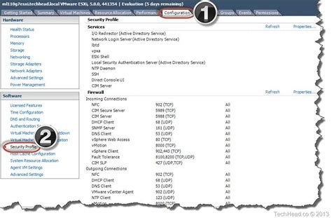 Mba Configuration Menu Dell Esxi by Vsphere 5 X How To Enable Ssh Esxi Shell 推酷