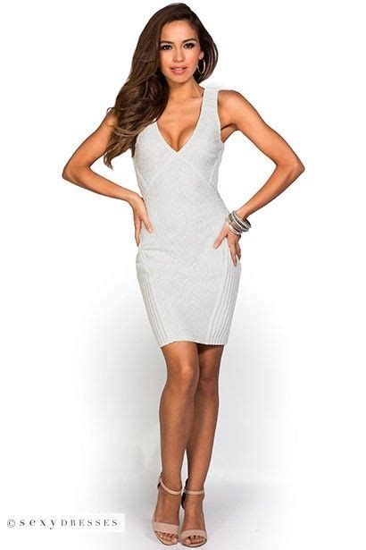 all white cocktail dresses 63 best images about white dress on