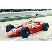 1967 Paxton Turbine STP Indy 500 Parnelli Jones Model Car By