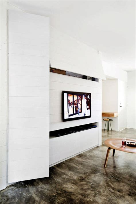 Living Room Storage Singapore 10 Elegantly Clean Cut Tv Console And Feature Wall Design