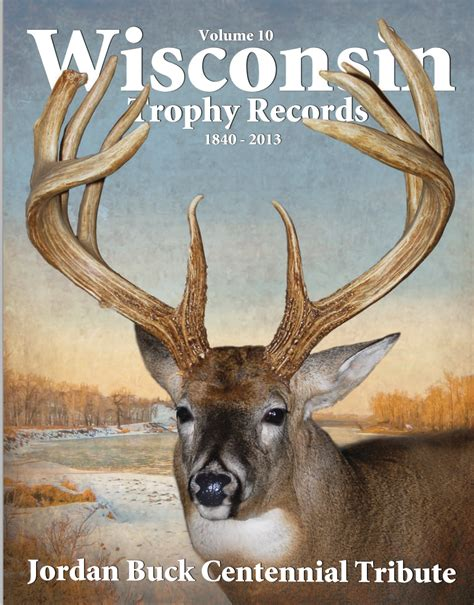 Records Wisconsin Wisconsin Buck And Club
