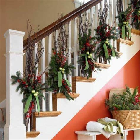 treppengeländer draussen 1001 dekoideen weihnachten das treppenhaus