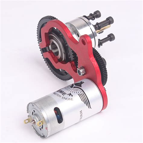 Electric Starter mile high rc eme auto starter dle electric start dle
