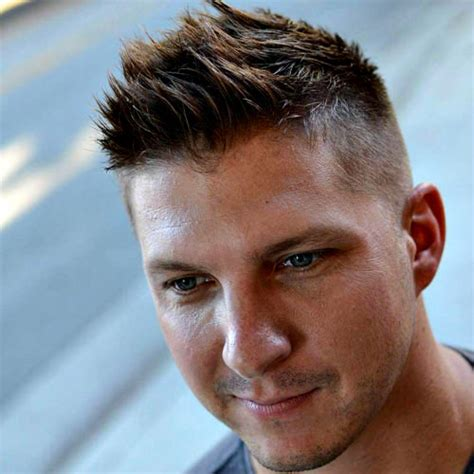 Spiky Hair and Haircuts 2018   Men's Hairstyles   Haircuts