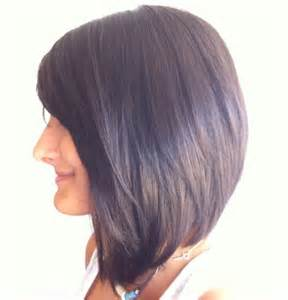 slanted hair styles cut with pictures 25 best long angled bob hairstyles we love hairstylec