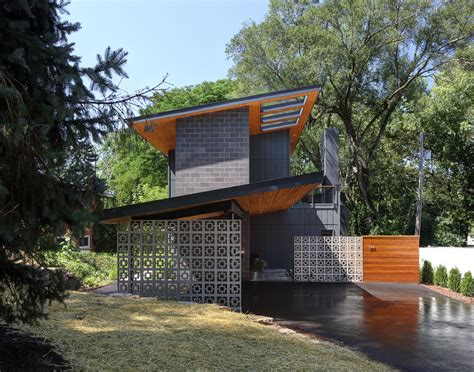 exterior decoration chic cinder blocks convention other metro contemporary