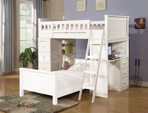 white twin loft bed willoughby white twin loft bed bunk beds af 10970 1