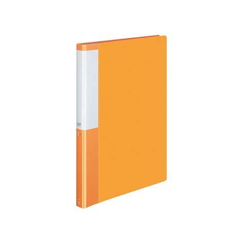 Clear Holder Album Felix A4 20 Pocket a4 s clear book posity 40 pockets kokuyo