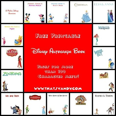 25 Best Disney Autograph Ideas On Pinterest Go Disneyland Disney Go And Book Disney Vacation Autograph Card Template