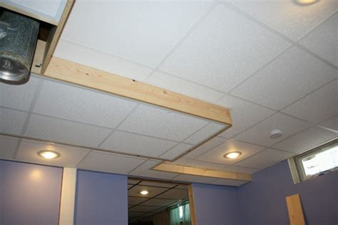 cover basement ceiling covering basement ceiling with fabric decoration ideas