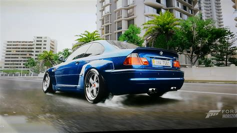 widebody cars forza horizon my widebody bmw e46 m3 in forza horizon 3 what is your