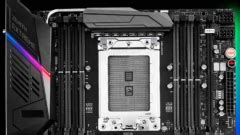 asus unveils dual socket  workstation motherboard