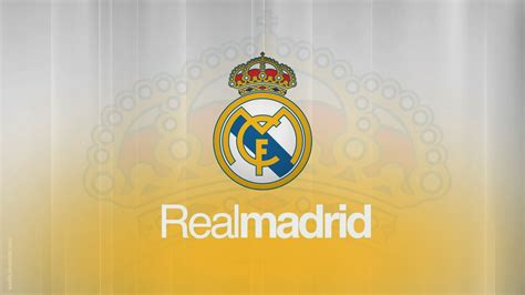 real madrid fc logo hd wallpapers
