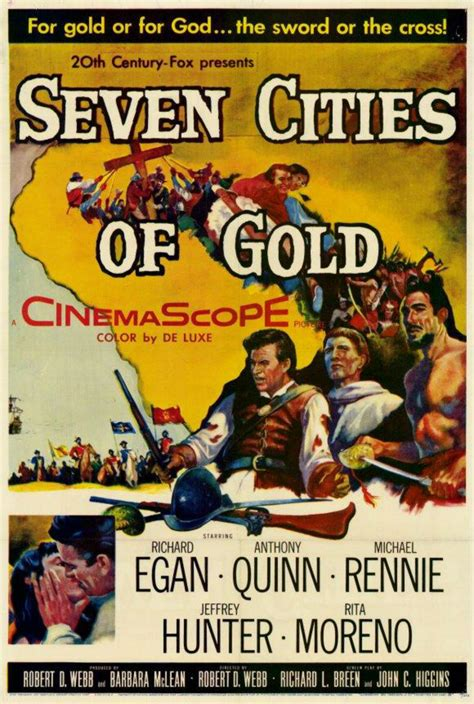 0030845335 the gold war the story siete ciudades de oro pel 237 cula 1955 sensacine