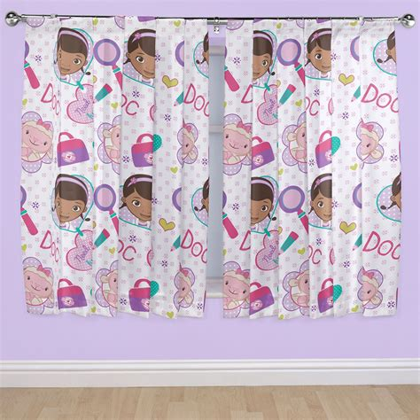 minnie mouse curtains 72 drop kids disney and character curtains 54 72 inch drop