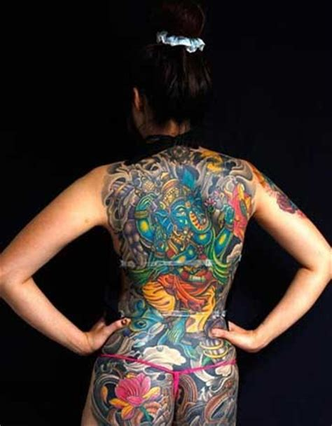 Extreme Lifestyle Tattoo   discover lifestyle tattoo mania elaborate back tattoo
