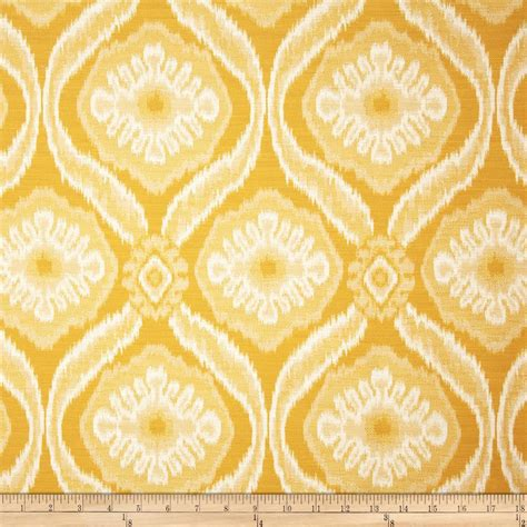 yellow upholstery fabric duralee home mecca upholstery jacquard yellow discount