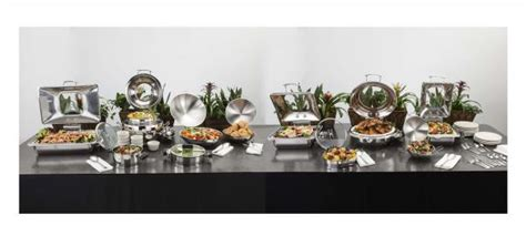 buffet induction units idol induction chafers walco foodservice products