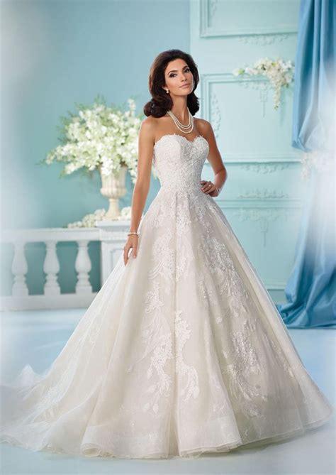 david tuteras spring  wedding dresses  straight