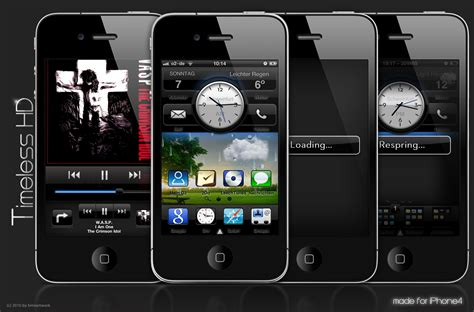 how to install themes for iphone 5 top 5 best iphone 4 hd themes jailbreak imore