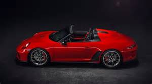 Porsche Production by Porsche 911 Speedster Concept Is Heading To Production